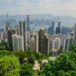 Selfie da urlo a Hong Kong e New York