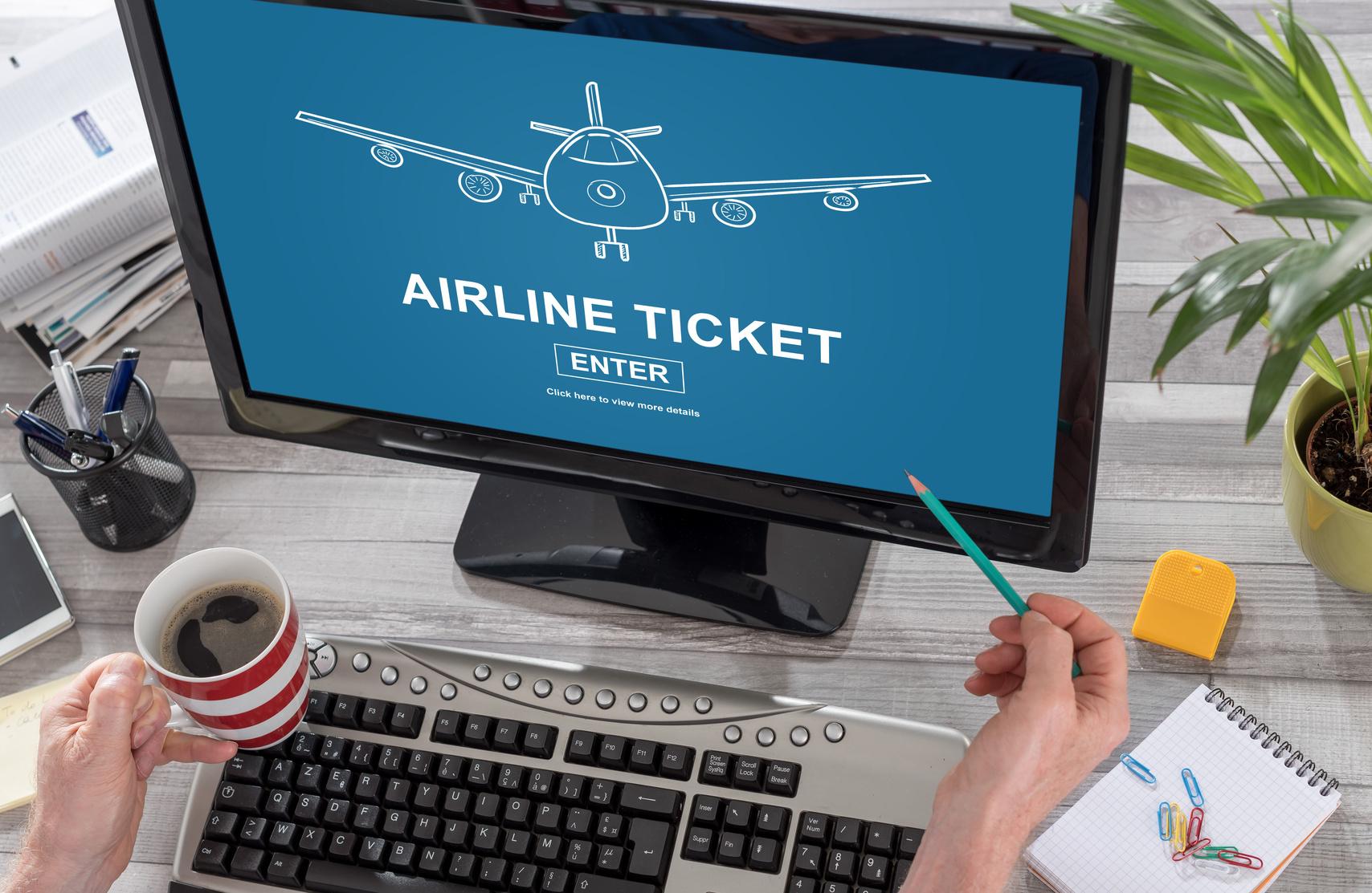 Come prenotare un volo aereo online - Marco Togni